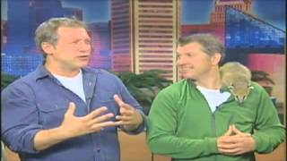 Kratt Brothers Interview - WJZ-TV (CBS Baltimore)