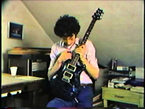 Crabtowne 1985 March - Paul Reed Smith interview