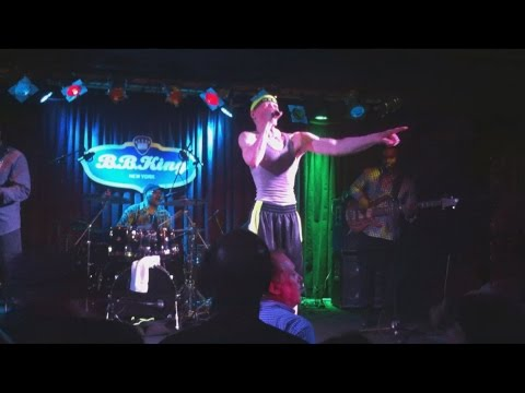 Yellowman - Them a Mad Over Me + Still Be a Lady + Morning Ride (Live @ B.B. Kings)
