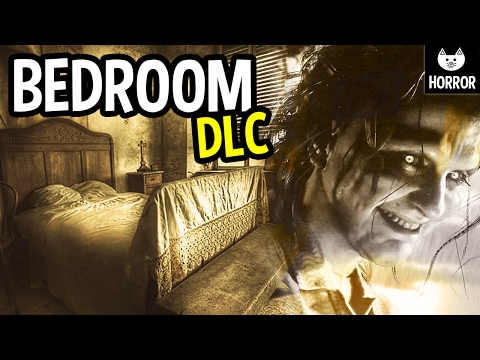 Resident Evil 7 BEDROOM DLC Complete - MARGUERITE IS FREAKY IN THE BEDROOM
