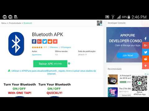 Bluetooth não funciona resolva agora baixa apk Bluetooth