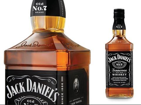 Виски Jack Daniels как отличить качество от подделки по форме бутылки