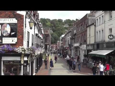 Lewes, East Sussex - 03 Aug 2016