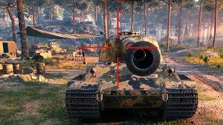 7 лет перерыва! - World of Tanks