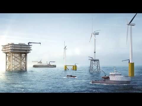 PALFINGER MARINE - Visit us at Offshore Wind Energy 2017