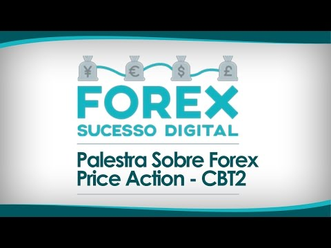 2º Cbt |  Dia 1 |  Palestra Marcio Santos | Forex Price Action