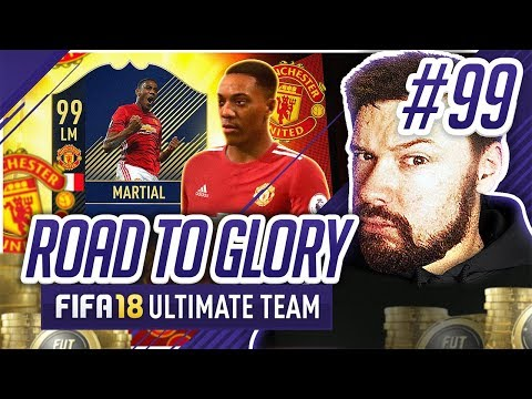 COMMUNITY TEAM OF THE YEAR! - #FIFA18 Road to Glory! #99 Ultimate Team