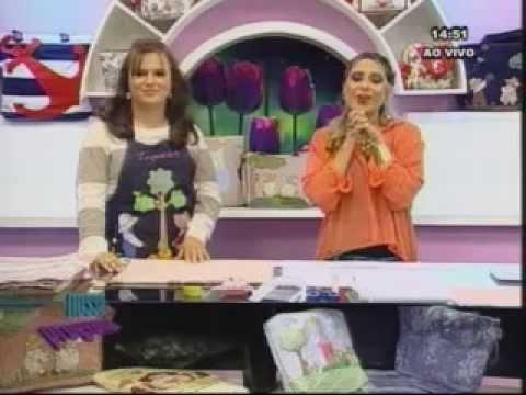 Toqueart-Mara Uroz -  Nosso Programa RIT TV
