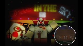 ROBLOX | The Circus in The Sky! | Finding the Badge, 'Welcome Home'