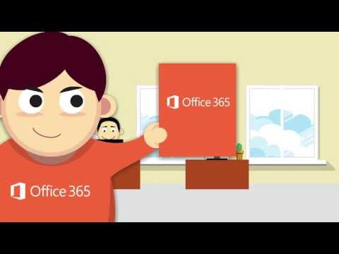 Office 365 โปรแกรมธุรกิจที่สมบูรณ์แบบ สำหรับ SMB (ไทย)