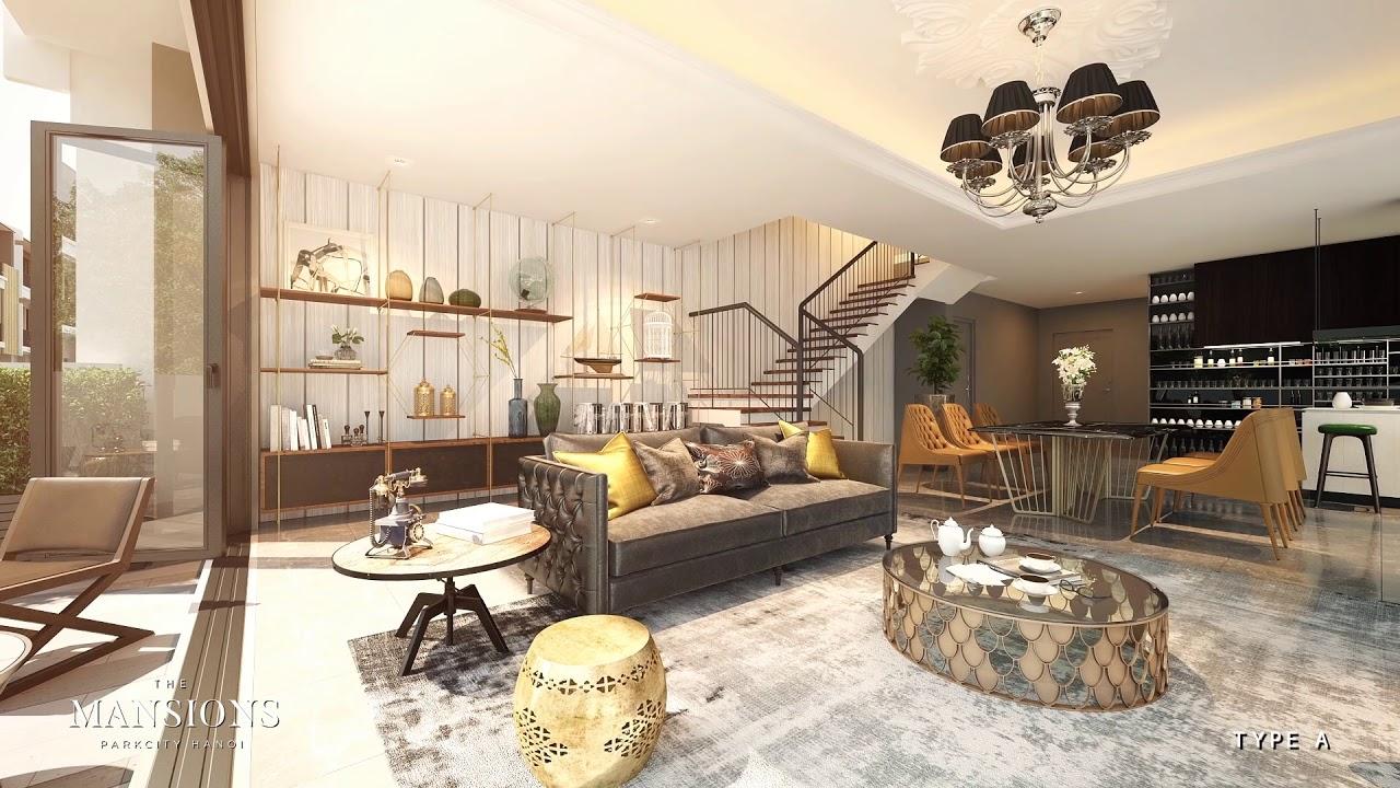 ParkCity Hanoi – The Mansions