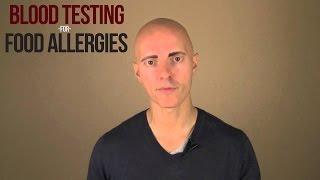 Blood Testing for Food Allergies