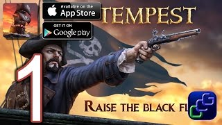 TEMPEST Android iOS Steam Walkthrough - Gameplay Part 1 - Faithful Friends