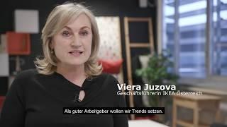 IKEA Österreich erhöht das Mindestgehalt auf € 1.800,-