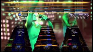 Cry Thunder by Dragonforce Full Band FC #400