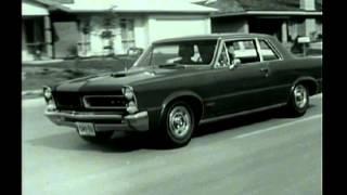 1965 Pontiac GTO Ad