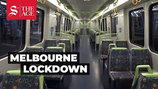 Quiet city: Portrait of Melbourne in lockdown