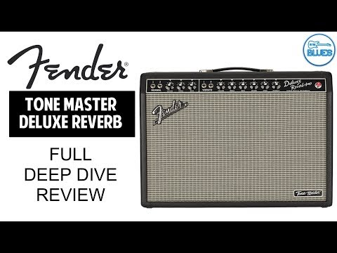 🔥Fender Tone Master Deluxe Reverb Deep-Dive Review