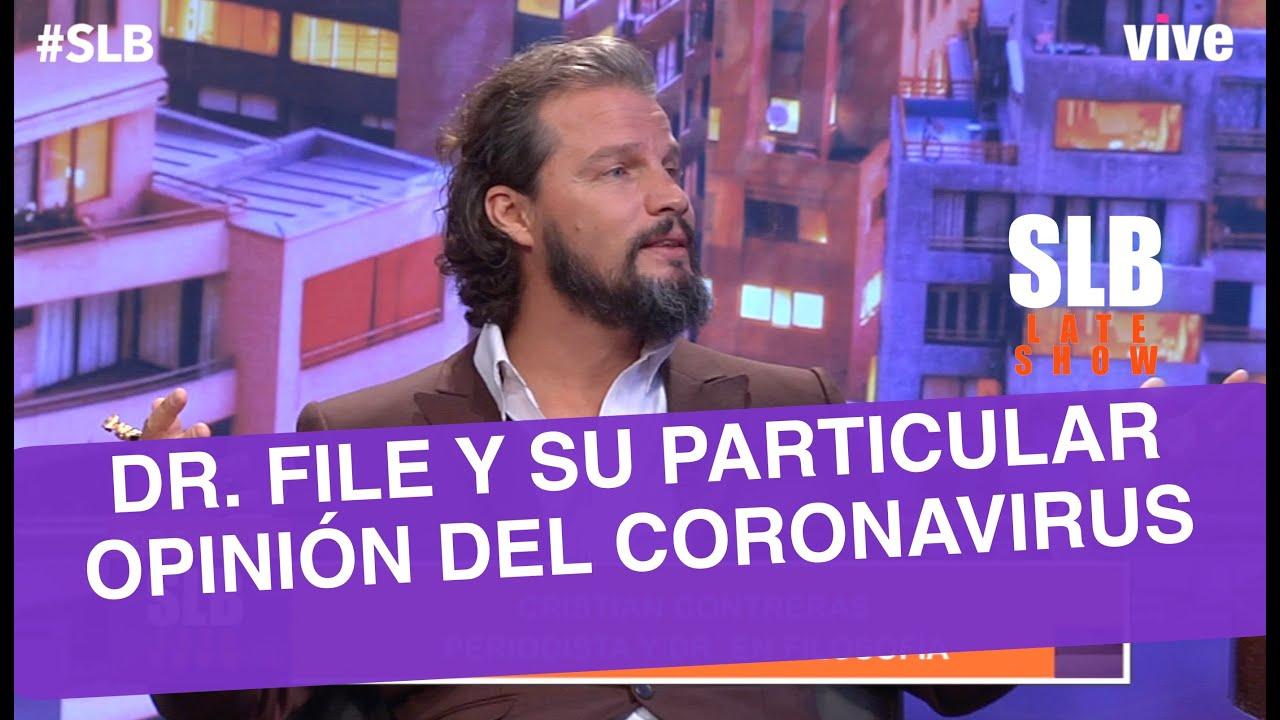 """Download SLB. DR. FILES Y SU POLÉMICA OPINIÓN SOBRE EL """"Covid-19"""""""