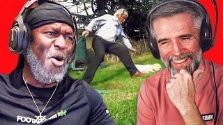 SIDEMEN REACT TO OLD PEOPLE FAILS