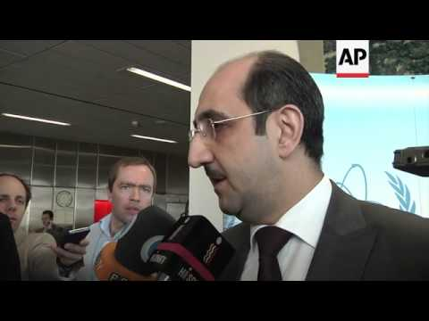 Syria urges UN nuclear agency to assess strike risk