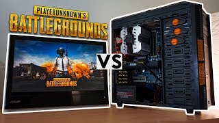PUBG on Minimum Requirements - Playable? | FX-8350 & GTX 760