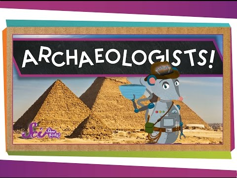 Solving Mysteries with Archaeologists!