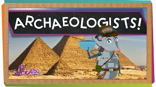 SciShow Kids: What is an Archaeologist? thumbnail