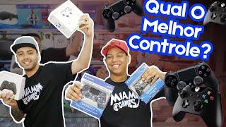 PS4 ou Xbox One... Qual o melhor Controle? Miami Games