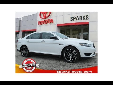 Ford Taurus SHO at Sparks Toyota - A