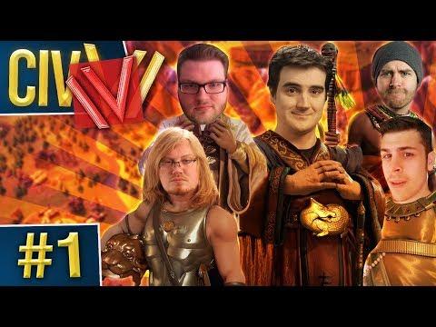 Civ VI: Small World #1 - The Quickest Game