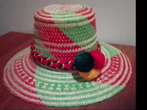 Wayuu Hats Pompons