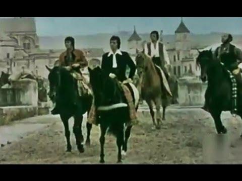 "1978 Estreno Película ""Avisa a Curro Jiménez"" Sancho Gracia, Pepe Sancho, Álvaro de Luna, Agata Lys"