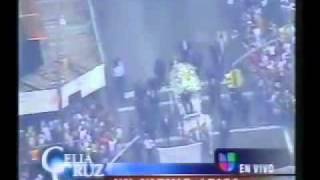 funeral de Celia Cruz