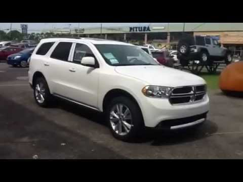 Dodge Durango 2012 Blanca Youtube