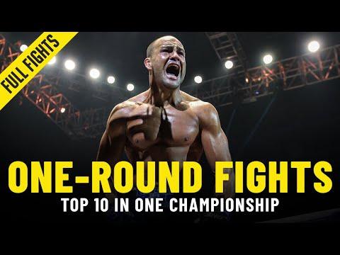 Top 10 One-Round