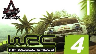 WRC 4 - PC Gameplay ITA 1 - Così inizia la carriera