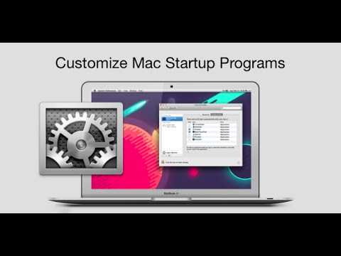 disable programs on startup mac