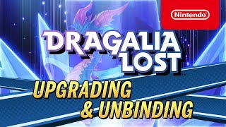 Dragalia Lost - Keys to Upgrading and Unbinding