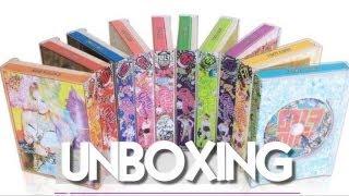 Unboxing I GOT A BOY Tiffany Version