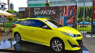 [Vlog] Toyota New Yaris 2018 Facelift Test Drive event at Senayan City Indonesia