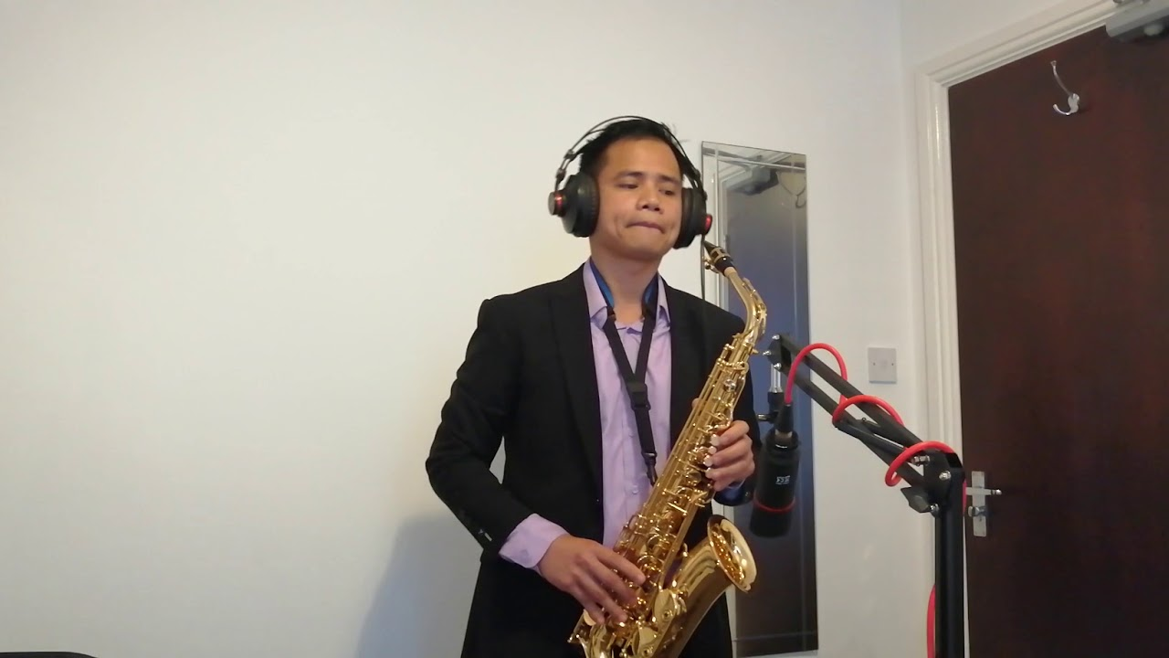 Ikaw At Ako (Moira & Jason)- Saxophone Cover by Emmanuelle Avance- Hello, Love, Goodbye OST
