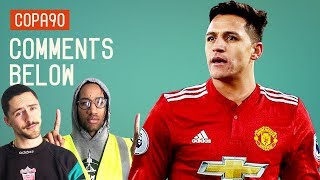 Could Alexis Sanchez Help Man United Catch Man City? | Comments Below