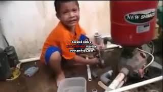 Download Mp3 Begini Nih Kalo Anak Kecil Lagi Marah....lucu