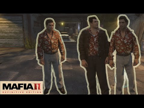 How to get Joe's outfit in Mafia 2 Definitive Edition Gameplay  