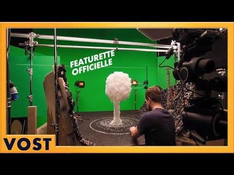L'Île aux chiens - Wes Anderson   Featurette - Making of avec les animateurs   VOST HD   2018