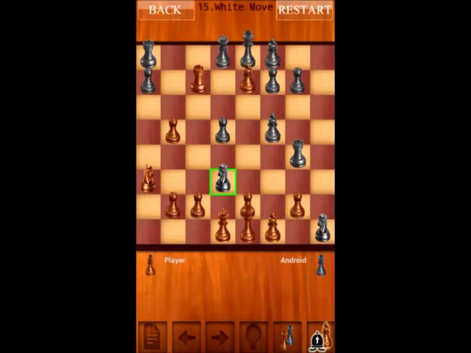 Download and play android gameplay chess live on your mobile phone 2013 HD