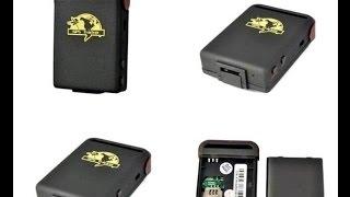 GPS трекер TK102(Купить можно тут ..., 2015-08-19T20:57:55.000Z)