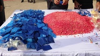 5 lakh pieces Yaba tablets recovered by RAB