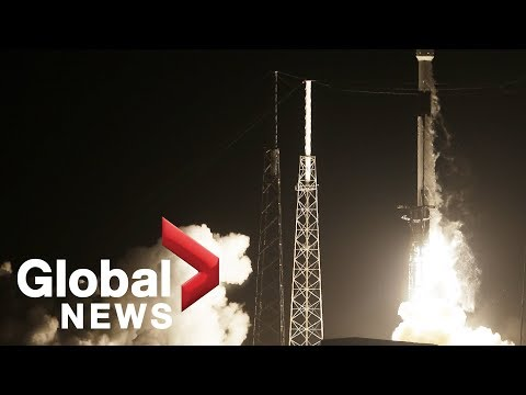 SpaceX successfully launches rocket with Israel's Beresheet craft
